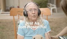 """Just As"" - Tom Rosenthal"