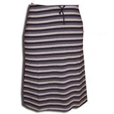 Preciosa falda de rallas, cómoda y practica.  Talla : Única  Material: Algodón   Precio 13,99 http://tiendatuyyo.es/index.php?jump=3064