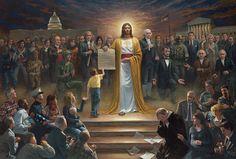 Gods Authority Over Man | One Nation Under God?