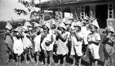Groententuin van de Middelbare Landbouw School te Buitenzorg, Java.   1900-1940 (globaal)