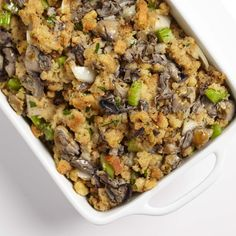 Herb Stuffing, Stuffing Mix, Stuffing Recipes, Oyster Stuffing, All Recipes Chicken, Smoked Oysters, Oyster Recipes, Recipe Collection, Casserole Dishes