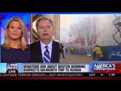 Lindsey Graham 'Something's Not Right Here' On FBI & Boston