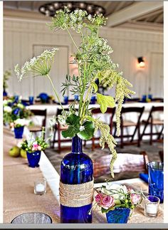 Table / Blue Bottle