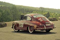 """Porsche 356 Pre A 1953 """"Panamerica"""" #porsche"""