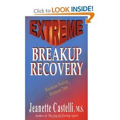 Extreme Breakup Recovery shows you how to recover from a breakup faster than you thought possible; how to get over your ex once and for all; and how to use this breakup to transform your life and relationships forever.