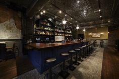 """Sundry & Vice"" #Bar, Cincinnati, Ohio, USA. | Old drugstore #Design"