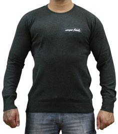 Sweter 'Semper Fidelis' - przód ---> Streetwear shop: odzież uliczna, kibicowska i patriotyczna / Przepnij Pina!