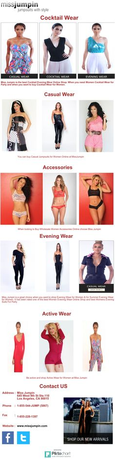 Celebrated By Several Trend-Savvy Shoppers, Miss Jumpin Has Rapidly Become The Number One Source For The Most Current & Original Jumpsuits For Your Desires.