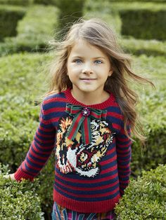 ec703fa96e49 A look from the Gucci Children s Spring Summer 2017 collection. Kids Winter  Fashion
