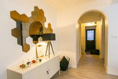 Ikea h nefoss mirror other pinterest for Espejo hexagonal ikea