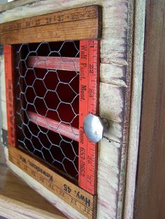 Beyond The Picket Fence - needing this for my craft room!!!