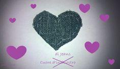 Il Blog Di Scoiattolina: Cuore di Jeans.