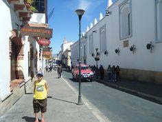 Stuck in Sucre Bolivia Road blockages - Exploramum & Explorason