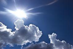 Photo gratuite: Nuages, Soleil, Ciel, Bleu, Nature - Image gratuite sur Pixabay - 429228