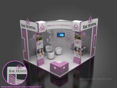 Exhibition Stand Designs by Saleem Ali at Coroflot.com