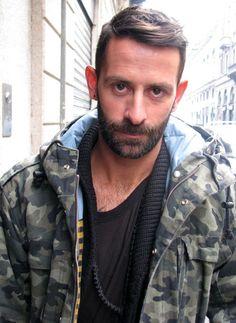 Marcelo Burlon Otters, Camo, Men's Fashion, River, Fictional Characters, Style, Camouflage, Moda Masculina, Swag