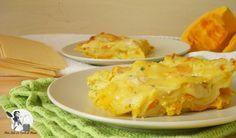Lasagne+bianche+di+zucca+e+gorgonzola