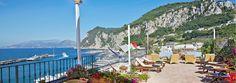 Hotel Capri - Relais Maresca Hotel 4 estrelas Capri - Hotel Gruta Azul