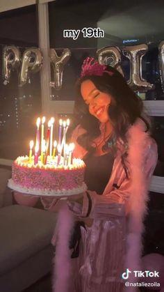 #birthday #birthdayparty #birthdaygift #birthdaypartyideas #tiktok 18th Birthday Party Themes, 21st Birthday Decorations, Birthday Goals, Happy Birthday Girls, Birthday Party For Teens, 19th Birthday, Bday Girl, Happy Birthday Parties, 21st Birthday Checklist