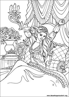 Printable House Coloring Page Free PDF Download At