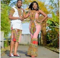 African Clothing African attire African wear by AfricanFashionFarm Couples African Outfits, Couple Outfits, African Attire, African Wear, African Style, African Print Dresses, African Fashion Dresses, African Dress, Ankara Fashion
