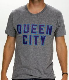 Queen City Hometown Tshirt by HonorRollDesigns on Etsy