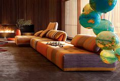roche bobois contemporary sofa 2013