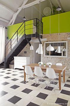 bonnesoeurs decoration green house 13 salle a manger hauteur sous plafond