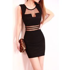 Find More Party Dresses Information about 2014 saia de festa womens bodycon pencil dresses Sexy low cut hollow Slim package hip dress gauze perspective,High Quality gauze blanket,China gauze shorts Suppliers, Cheap dress spin from Global Trade Direct Ltd. on Aliexpress.com