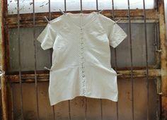 Khadi cotton blouse by lishaapparel on Etsy