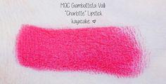 MAC x Giambattista Valli Lipsticks ♡ Swatches ft. Eugenie, Charlotte, Tats