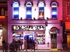 Il Tootsie's Orchid Lounge è uno storico Honky Tonky sulla Broadway di Nashville, Tennessee.