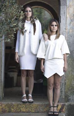 The Origami skirt, Basic Instinct dress, Oriental crop and faux fur Gilet Origami Skirt, Faux Fur Gilet, Basic Instinct, Time Stood Still, Georgia, Oriental, Skirts, Model, Dresses
