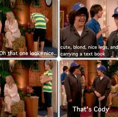 Suite Life on Deck - Funny Troll & Memes 2019 Old Tv Shows, Kids Shows, Suit Life On Deck, Old Disney Shows, Sprouse Bros, Zack Y Cody, Old Disney Channel, Disney Memes, Funny Disney