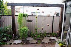 Garden Screens Fremantle - eclectic - landscape - perth - sustainable garden design perth