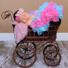 Inspiration For New Born Baby Photography : cute prop