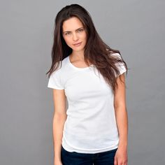 great quality basic white tees for $15 from everlane.com