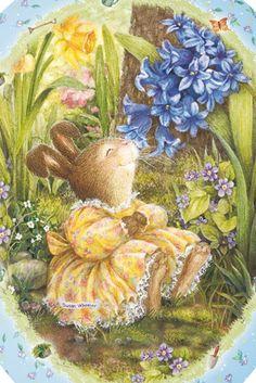 Schnupperhäschen - Holly Pond Hill - Susan Wheeler