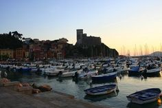Lerici. Bay of Poets