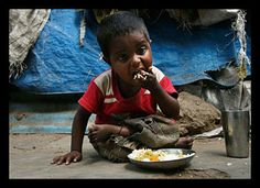 Did you know more #children die from #malnutrition than from international #conflict? #endpoverty