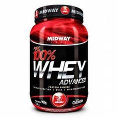 Pure 100% Whey Advanced 900 g