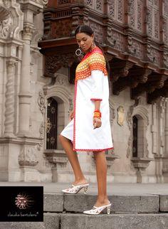 Claudia Bertolero - Alma Mia Collection Spring 2016  #women #fashion #outfit #clothing #style #apparel