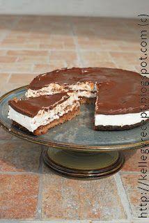 Mandy kertje és konyhája: Túró rudi torta