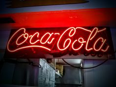 The Chickenburger Coca Cola, Neon Signs, Photo And Video, Photos, Pictures, Coke, Cola
