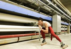 Out Olympic Speed Skater Blake Skjellerup Speaks Out Against Russia's Anti-Gay Law: VIDEO