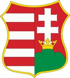 magyar címer kifestő - Google Hungary History, Revolution, Astros Logo, Techno, Team Logo, Faith, Symbols, Peace, Logos