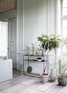 my scandinavian home: The romantic Marienlyst castle meets modern Danish design