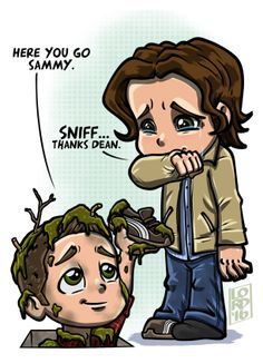 Supernatural - Lord Mesa Art Oh my gooooooooooooooooood