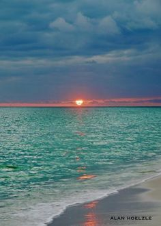 Destin sunset - Beautiful