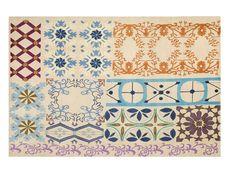 Handmade wool rug ALLÉGLORIA by Toulemonde Bochart | design Frédéric Ruyant